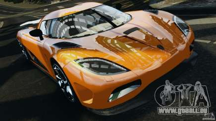 Koenigsegg Agera R v2.0 [EPM] pour GTA 4