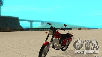 IZH-Planeta 5 für GTA San Andreas