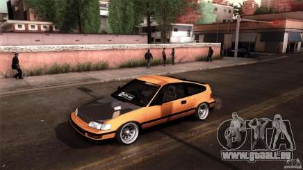 Honda CRX JDM pour GTA San Andreas