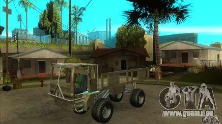 Fast Five Sand King für GTA San Andreas