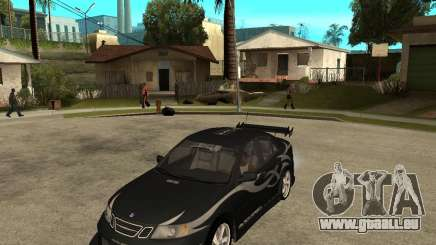 Saab 9-3 de GM Rallye Version 2 pour GTA San Andreas