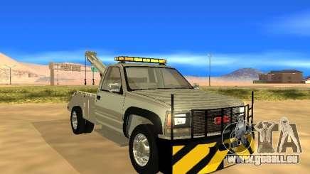 GMC Sierra Tow Truck für GTA San Andreas