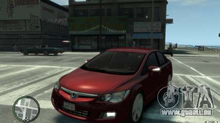 Honda Civic 2006 pour GTA 4