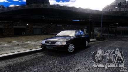 Toyota Corolla 1.6 pour GTA 4