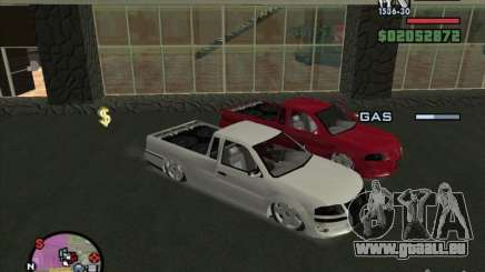 VW Saveiro G4 Surf für GTA San Andreas