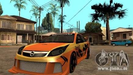 Opel Vectra pour GTA San Andreas