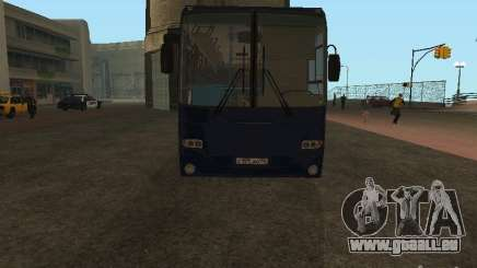 LIAZ-5256 Golaz 2007 pour GTA San Andreas