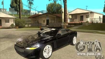 GTA IV SuperGT für GTA San Andreas