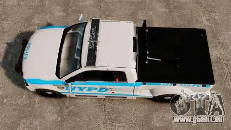Ford F-150 v3.3 NYPD [ELS & EPM] v2 pour GTA 4 est un droit