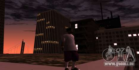ENB Graphic Mod pour GTA San Andreas septième écran