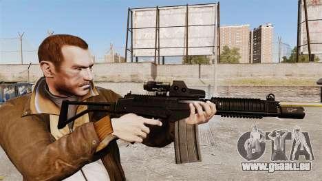 FN FAL DSA pour GTA 4