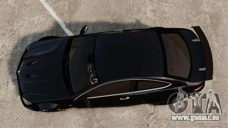 Mercedes-Benz C63 AMG BSAP (C204) 2012 für GTA 4 rechte Ansicht