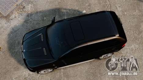 BMW X5 4.8iS v1 pour GTA 4 est un droit