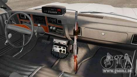 Dodge Aspen 1979 [ELS] für GTA 4 Innenansicht