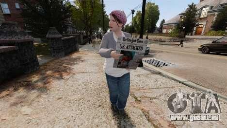 Le New York Times v2 pour GTA 4