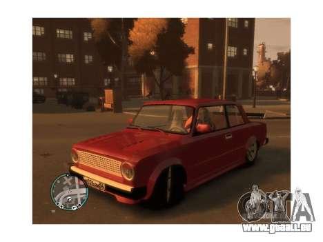 Russischen Autos Pack (Russisch) für GTA 4