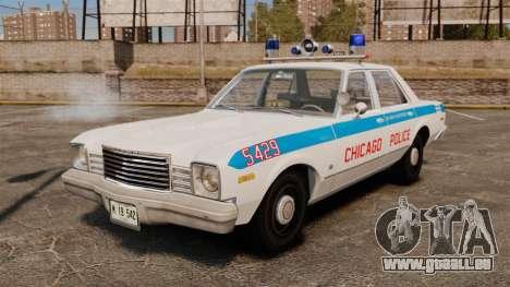 Dodge Aspen 1979 [ELS] für GTA 4