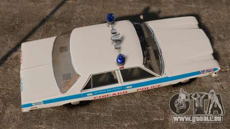 Dodge Aspen 1979 [ELS] für GTA 4 rechte Ansicht