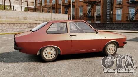 Dacia 1310 Sport v1.1 pour GTA 4 est une gauche