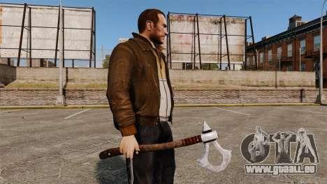 Tomahawk pour GTA 4 troisième écran