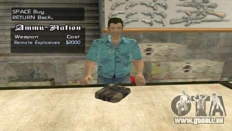 Full Weapon Pack pour GTA San Andreas septième écran