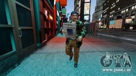 Le New York Times v1 pour GTA 4