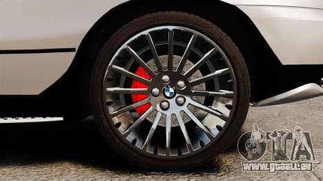 BMW X5 4.8iS v2 pour GTA 4 est un côté