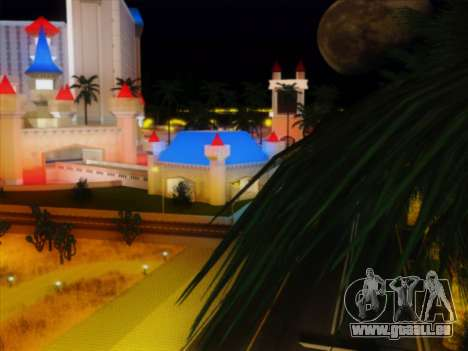 Project 2dfx pour GTA San Andreas quatrième écran