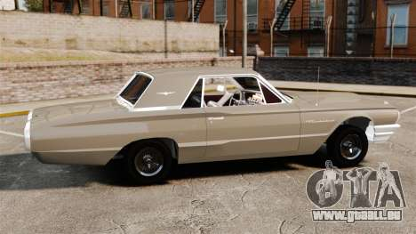 Ford Thunderbird 1964 pour GTA 4 est une gauche