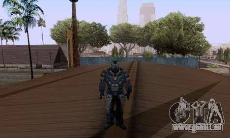 Skins Pack - Iron man 3 pour GTA San Andreas cinquième écran