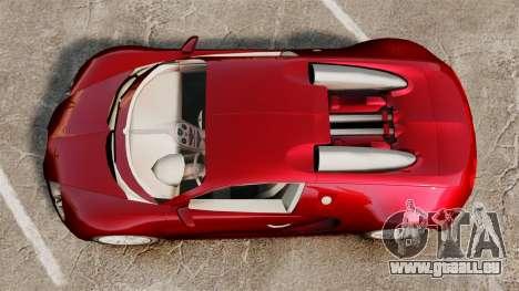 Bugatti Veyron 16.4 für GTA 4 rechte Ansicht