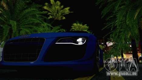 SA_Extend pour GTA San Andreas troisième écran