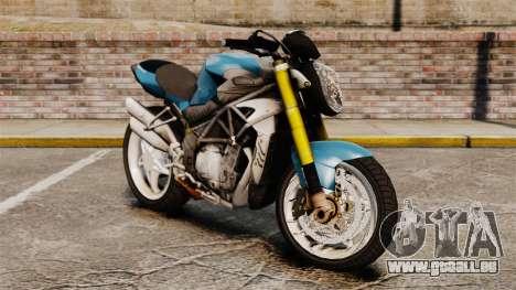 MV Agusta Brutale v2 pour GTA 4