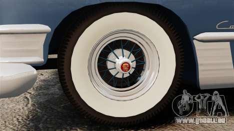 Cadillac Series 62 convertible 1949 [EPM] v3 pour GTA 4 Vue arrière