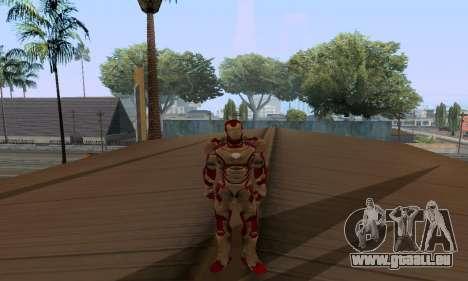 Skins Pack - Iron man 3 pour GTA San Andreas douzième écran