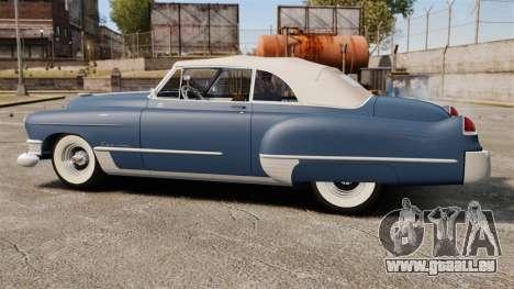 Cadillac Series 62 convertible 1949 [EPM] v3 pour GTA 4 est une gauche