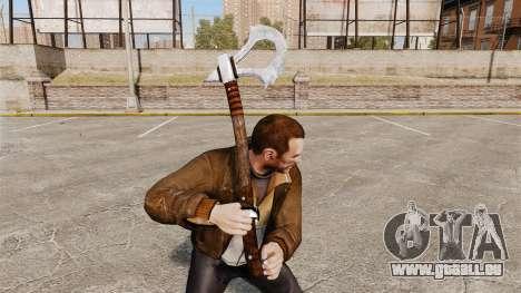 Tomahawk für GTA 4 Sekunden Bildschirm