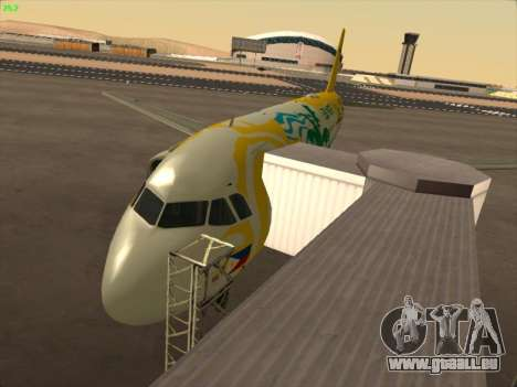 Airbus A320-211 Cebu Pacific Airlines pour GTA San Andreas