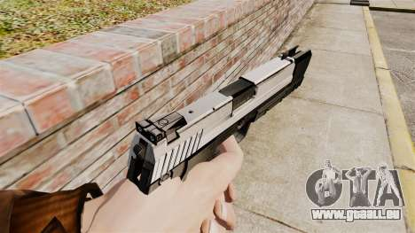 Chargement automatique pistolet USP H & K v6 pour GTA 4 secondes d'écran