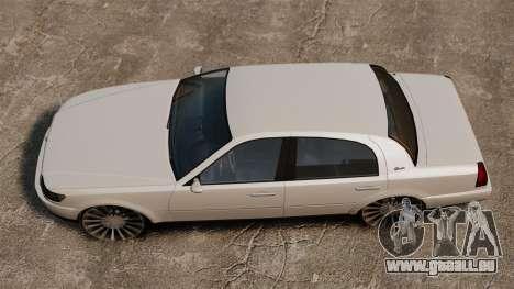 Washington auf einen 24-Zoll-Festplatten für GTA 4 rechte Ansicht