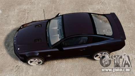 Ford Mustang Shelby GT500KR 2008 für GTA 4 rechte Ansicht