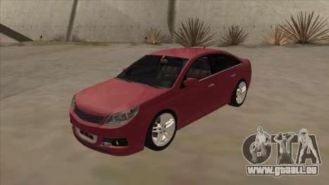 Opel Vectra C Irmscher für GTA San Andreas