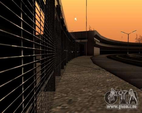 Satanic Colormode pour GTA San Andreas troisième écran