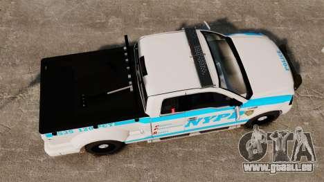 Ford F-150 v3.3 NYPD [ELS & EPM] v1 pour GTA 4 est un droit