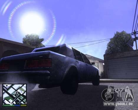 ENB for low PC für GTA San Andreas dritten Screenshot
