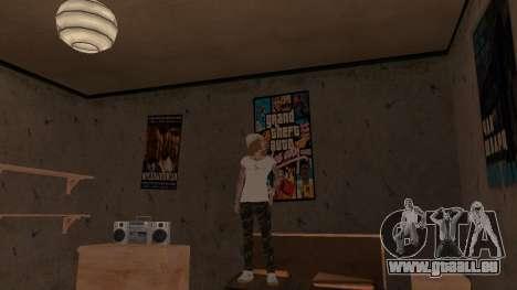 Willy Wonky für GTA San Andreas dritten Screenshot