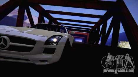 SA_Extend pour GTA San Andreas quatrième écran