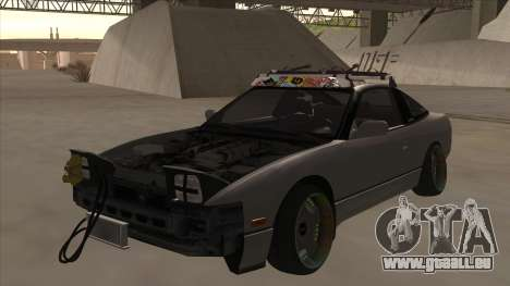 Nissan 240SX Rat pour GTA San Andreas