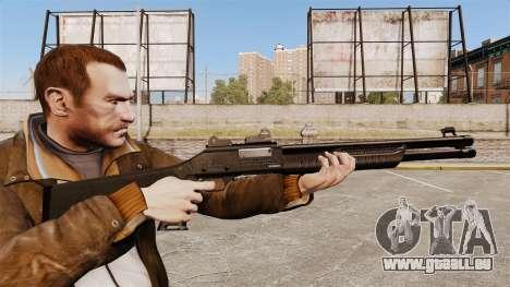 Taktische Schrotflinte Fabarm SDASS Pro Kräfte v für GTA 4