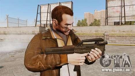 Magpul FMG mitraillette-9 pour GTA 4